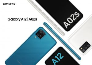 Samsung Galaxy A02s and A12