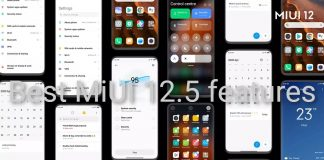 Best MiUI 12.5 features