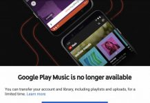 Google Play Music to YouTube Music