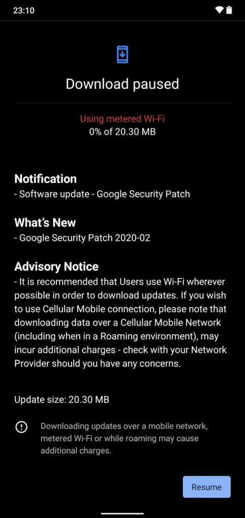Nokia 7.2, 7 Plus, Nokia 7.1, Nokia 6.1 and 6.1 Plus gets February 2021 Security Patch Update