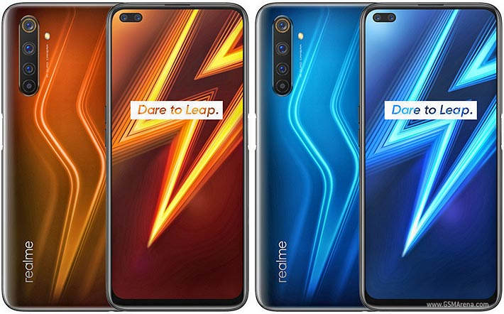 Realme 6 Prograbbing February 2021 security patch update with RMX2061_11_A.43 firwmare