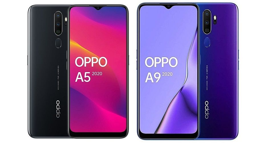 Oppo A9 and A5