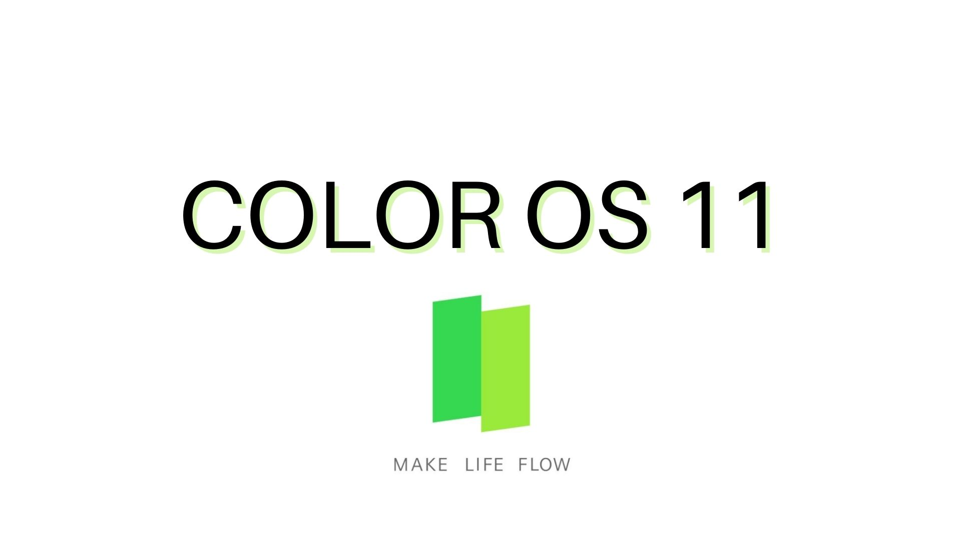 Oppo uncovers ColorOS 11 update plan in India and Europe for March 2021