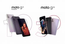 Moto G30 and Moto G10 Power