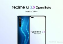 Open Beta Program for Realme 6 Pro
