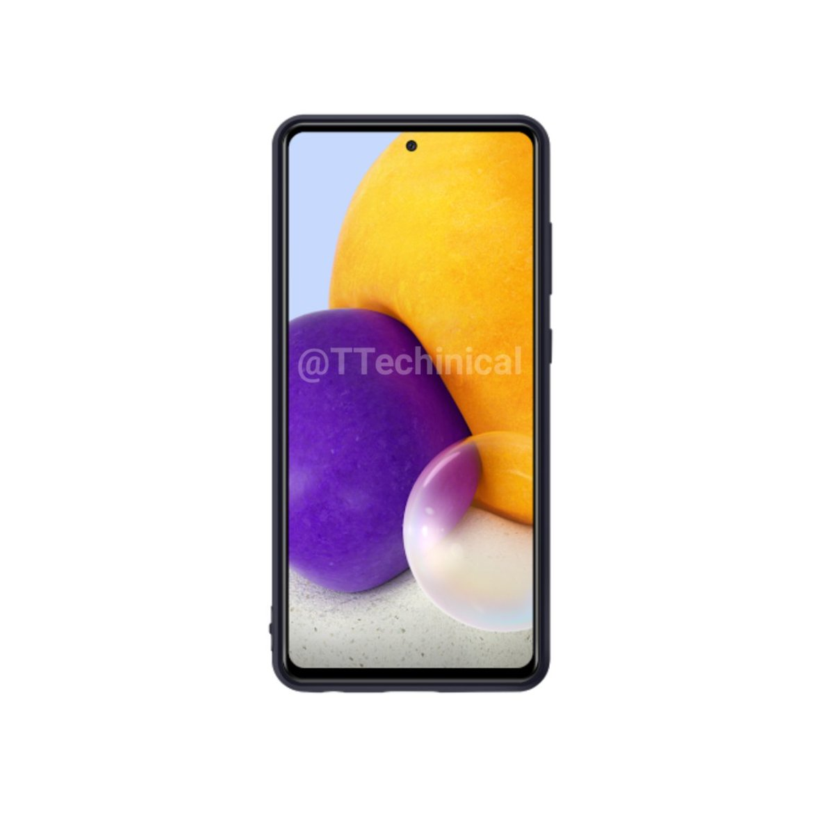 Samsung Galaxy A72 variant listed on Google Play Console