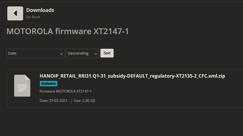Motorola Hanoip (XT-2135-1) and  XT-2147-1 arrives on FCC, confirms LTE support