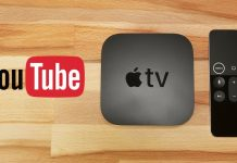 YouTube for Apple TV