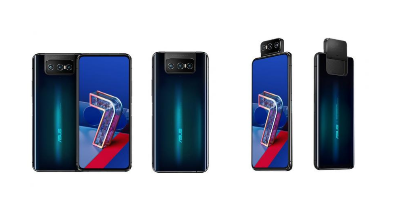 ZenFone 7 and 7 Pro
