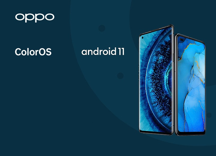 Android 11 based coloros 11