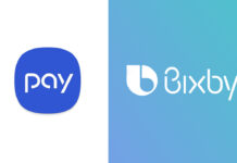Samsung Pay and Bixby