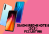 Redmi Note 8 (2021)
