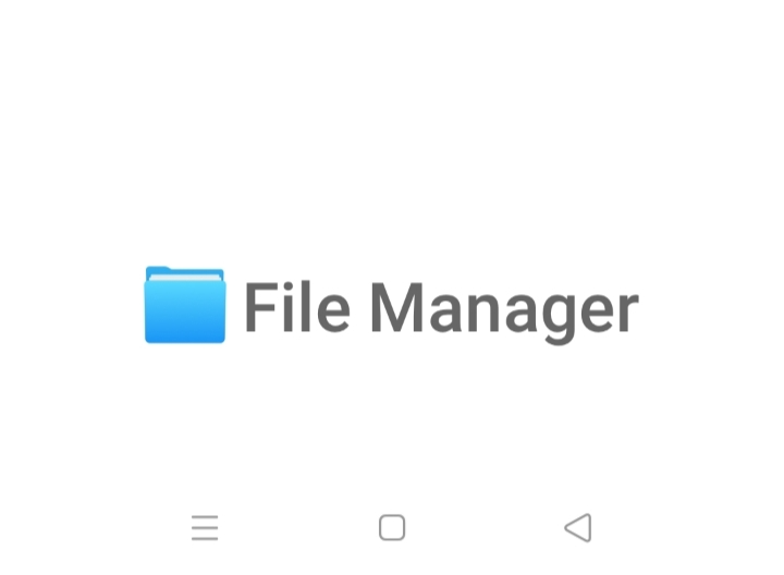 Realme File Manager