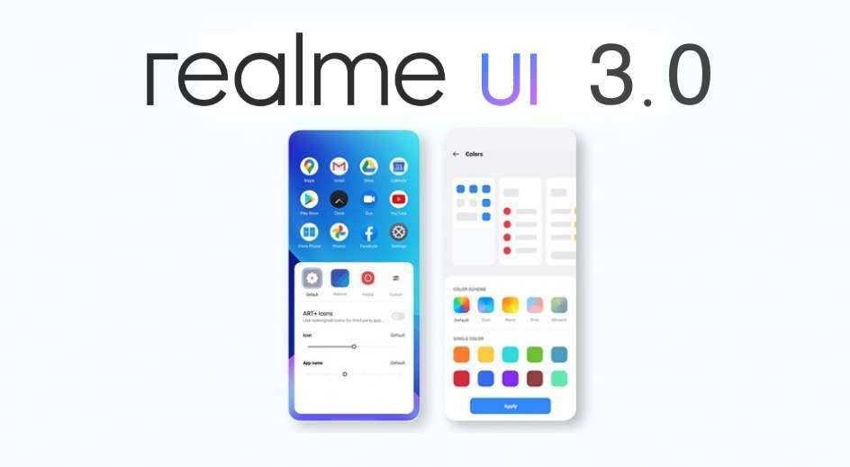 Realme UI 3.0 Eligible Devices, Release Date, Features, and More